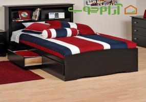 تخت خواب نوجوان مدل 514