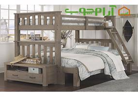تخت دو طبقه مدل 708