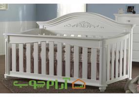 تخت نوزاد مدل 317